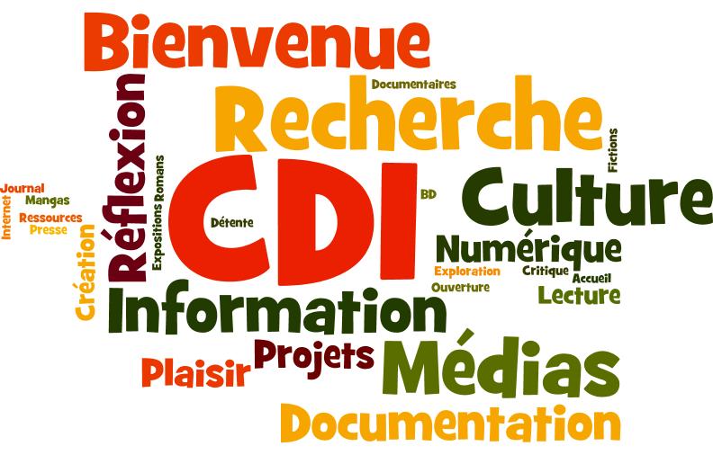 Programme de la galerie du CDI