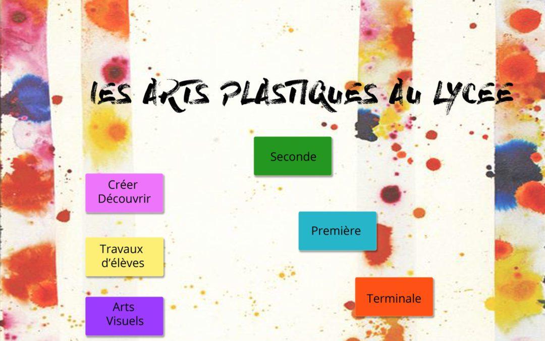 Les Arts Plastiques au Lycée